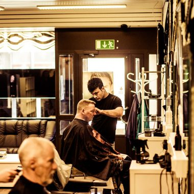 Men's Saloon 23 parturi